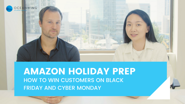 Amazon Holiday Prep: How to win customers on Black Friday and Cyber Monday